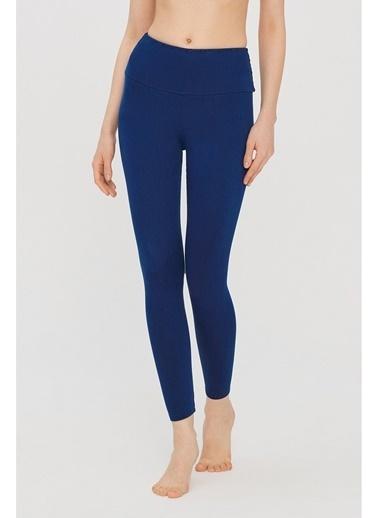 Penti Kadın Denım Blue One Size Legging Tayt PHLPU23V20SK Mavi